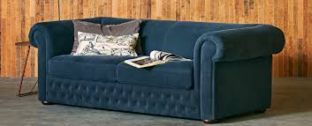 Turquoise Tufted Sofa by Obel Sofa Hand Tufted Sofa W Scroll Arms Sixpenny Com