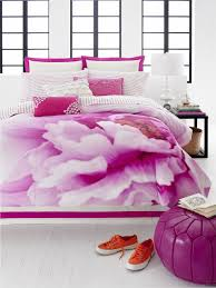 girls purple bedding girls bedroom sweet teenage bedroom design and decoration
