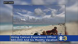 cancun pays 10 000 a month no experience required