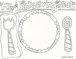thanksgiving printables thanksgiving coloring pages doodle art alley