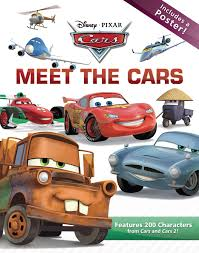 meet the cars disney books disney publishing worldwide