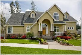 brick home designs exterior paint color ideas for brick homes best exterior house