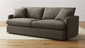 Another Name For A Sofa Sofas Couches And Loveseats Crate And Barrel