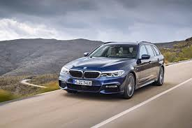 bmw u0027s new 5 series touring is lighter more high tech and still a