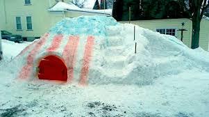 do you wanna build a snow fort