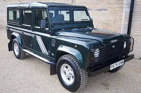 new land rover defender 110 land rover defender 110 300tdi county station wagon 12 seater