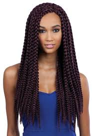 show pix of braid n go que crochet braid 2x jumbo box braid