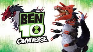 ben 10 benwolf omniverse