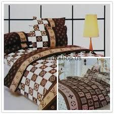 Louis Vuitton Bed Set Designer Bedding Sets Louis Vuitton Tokida For