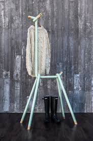 8 examples of creatively designed coat stands contemporist