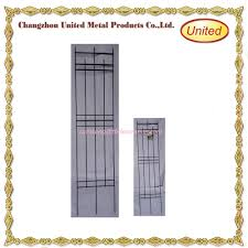 wholesale garden decorative wrought iron metal trellis panel for