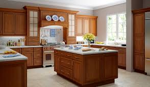custom kitchen cabinet designing ideas with staining brown oak