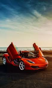 orange mclaren wallpaper mclaren mp4 12c orange 1207 mobile wallpaper mobiles wall