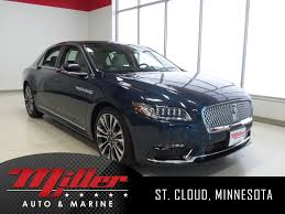 lincoln continental new 2017 lincoln continental reserve 4d sedan in st cloud 40227
