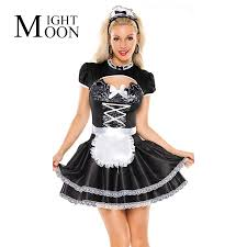 French Maid Halloween Costumes Buy Wholesale Halloween Costume French Maid China