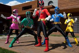 list power rangers samurai characters