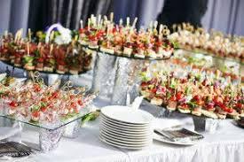 canap sal froids 12 idées pour un joli buffet de mariage fait maison buffets de