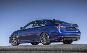 lexus sports car blue 2016 lexus gs f photos specs and review rs