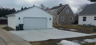 2 Car Detached Garage 2 1 2 Car Detached Garages Supreme Garages Inc