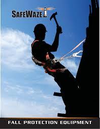 safewaze fall protection 2008 complete catalog