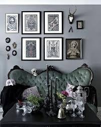 imposing decoration gothic home decor interior cool gothic home