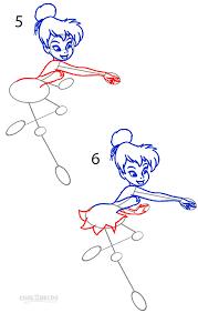 draw tinkerbell