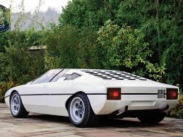 lamborghini bravo 1974 car design news