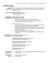 Sample Esl Teacher Resume by The Best Esl Teacher Resume Xpertresumes Com