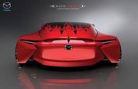mazda auto mazda auto adapt concept car body design mobility design