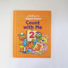 jim henson u0027s muppet babies story book myforgottentreasures