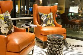 pascal leather chair bernhardt interiors luxe home philadelphia