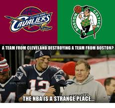 Nfl Meme - cleveland a team from clevelanddestroying a team from bostonp memes