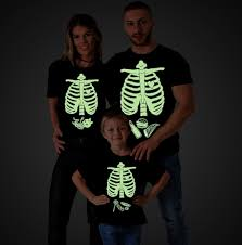 Halloween Skeleton Maternity Shirt by Halloween Family Shirts Skeleton Shirts Maternity Shirt