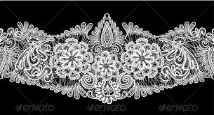 floral lace ornament by lian 2011 graphicriver