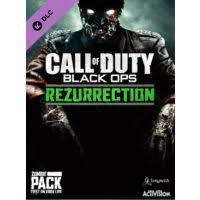 rezurrection map pack call of duty black ops rezurrection content pack key steam
