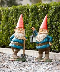Lawn Gnome by Buy Rien Poortvliet Garden Gnome With Spade Bakker Com