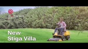 stiga villa 520 youtube