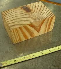 wood floor in machine shop