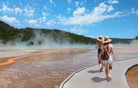 4 day yellowstone landscape sightseeing tour tours4fun