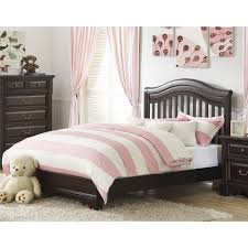 Full Size Bed Rails For Convertible Crib by Bertini Baby Castlebrook Full Size Bed Rails