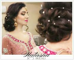 Trendy Pakistani Bridal Hairstyles 2017 New Wedding Hairstyles Look Natasha Salon Hair Style Google Search U203f Natasha