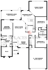 vanda ii floorplan 2134 sq ft legacy of leesburg 55places com