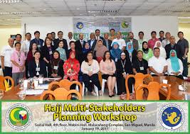 ncmf and ocs u0027 hajj multi stakeholders planning workshop a success