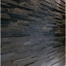 Slate Tile Bathroom Designs by Uneven Slate Tiles Home Salon Pinterest Slate And House