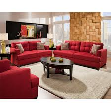 Living Room With Red Sofa by How To Decorate With A Red Couch Google Search New House