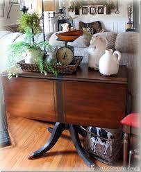 Sofa Table Decorating Ideas by Best 25 Sofa Table Redo Ideas On Pinterest Farmhouse Table