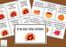 Fun Thanksgiving Questions November Ideas U0026 Activities The Autism Helper