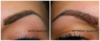 Semi Permanent Tattoo Eyebrows Alanawise All About My Brows Semi Permanent Addition