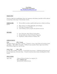 Restaurant Supervisor Job Description Resume Cook Sample Resume Resume Job Description For Restaurant Cook