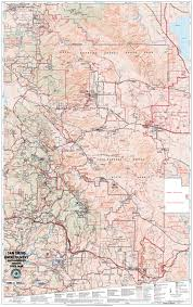 Maps San Diego by San Diego Backcountry U2013 Tom Harrison Maps